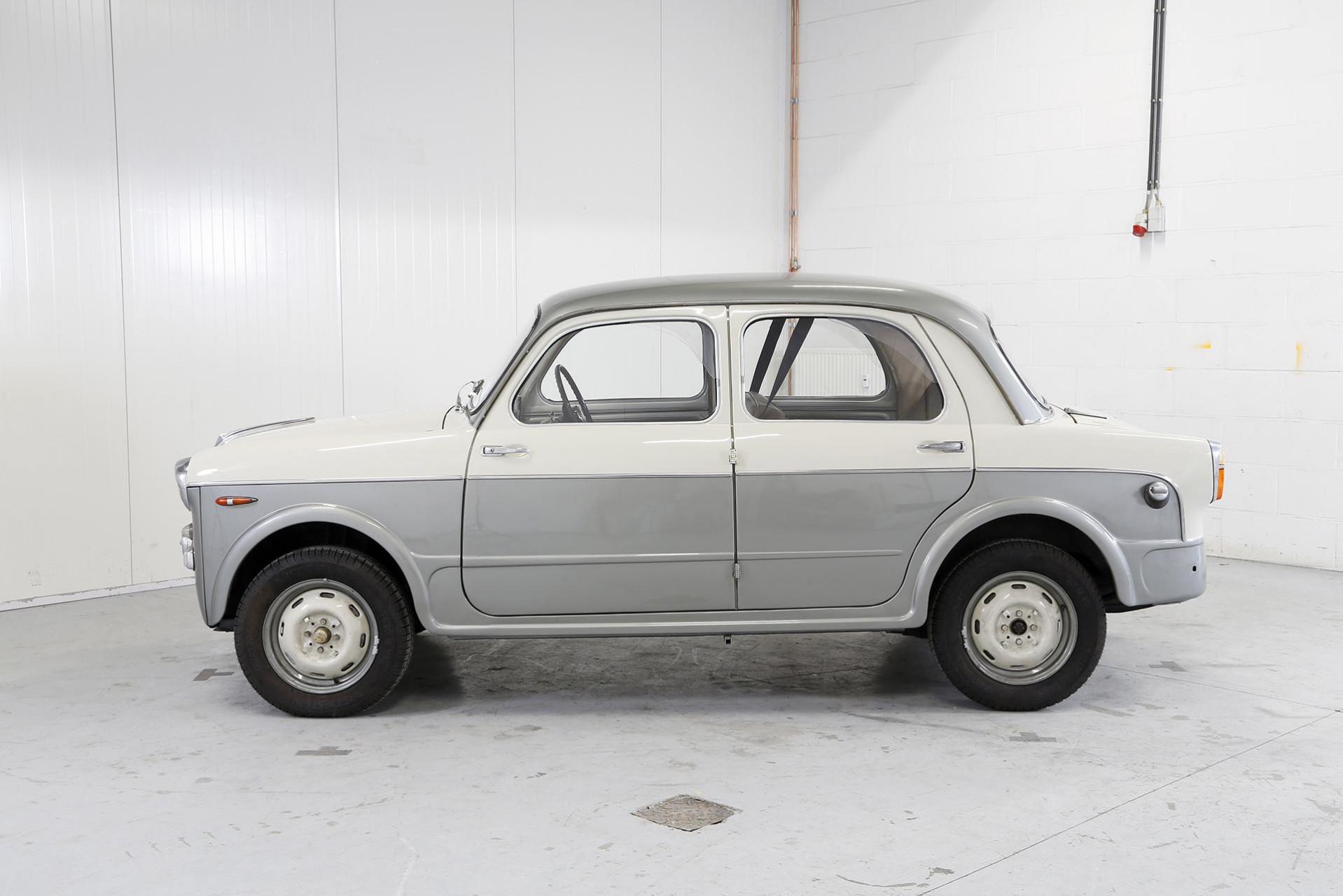 Fiat 1100-103 TV