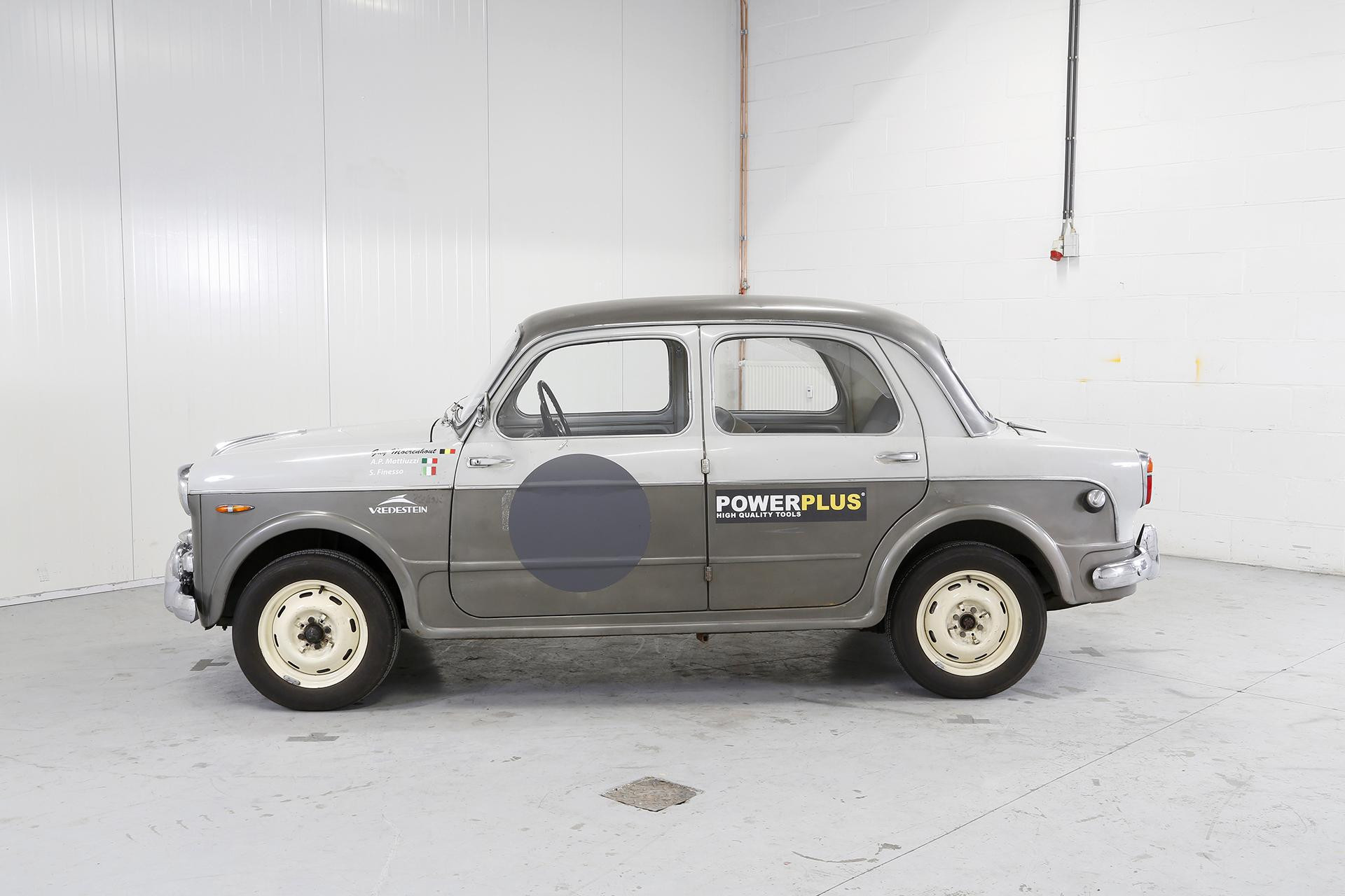 Fiat 1100-103 TV 1000 miglia