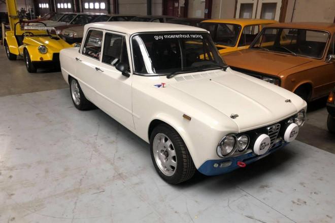 Alfa Romeo Giulia 1300