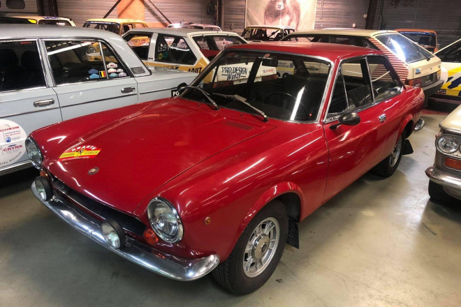 Fiat 124 Coupé