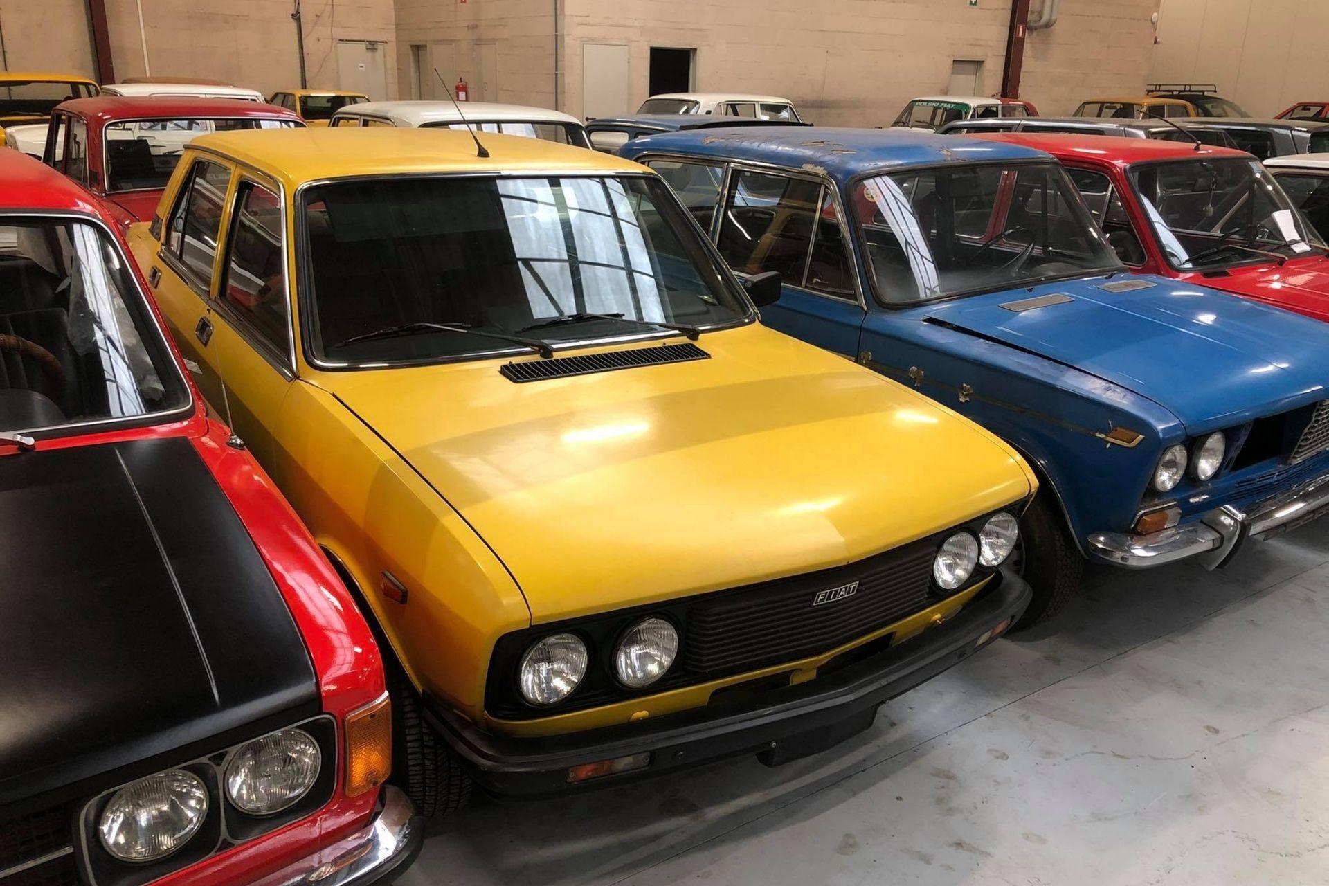 Fiat 132 2L