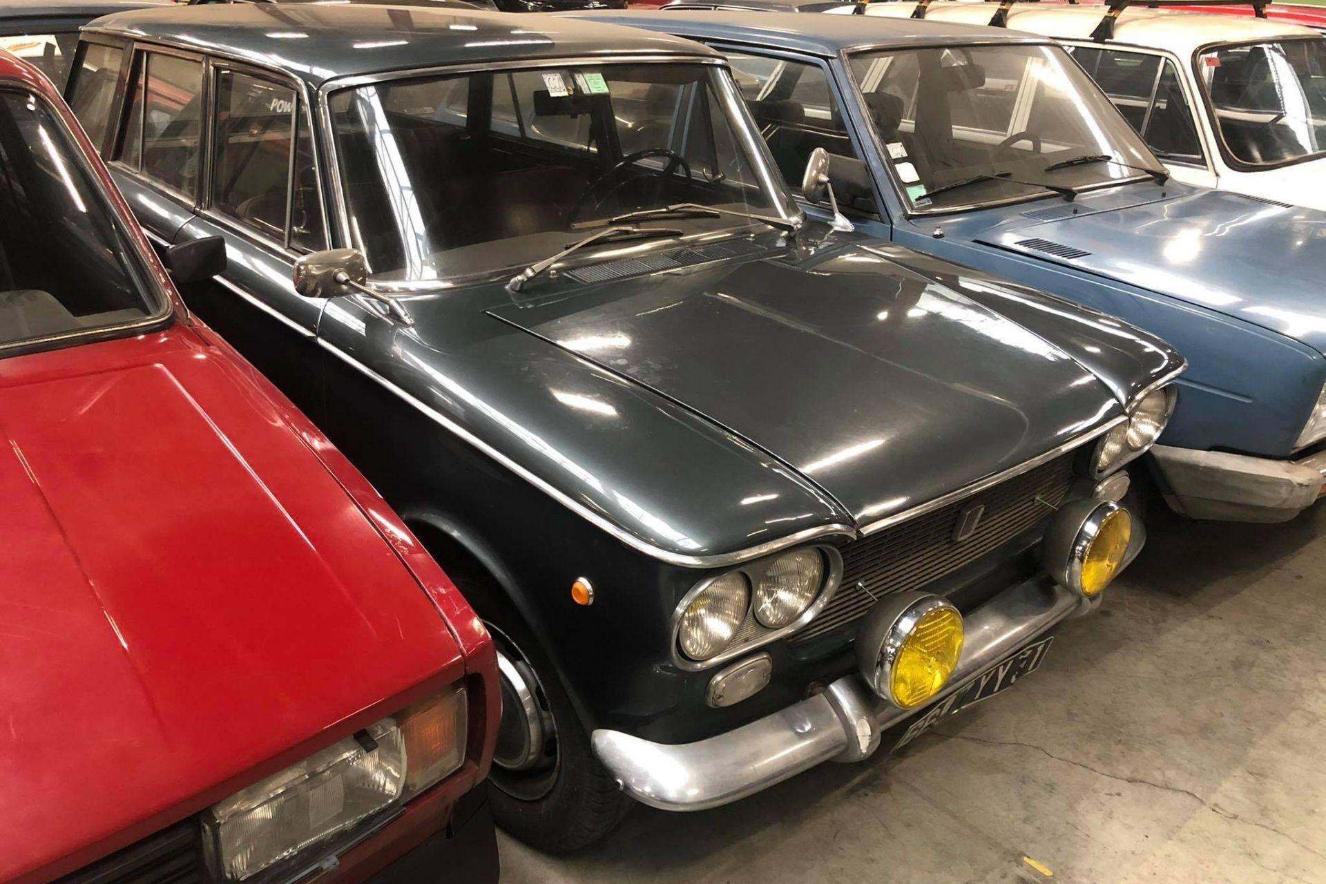 Fiat 1500 Ghia Break