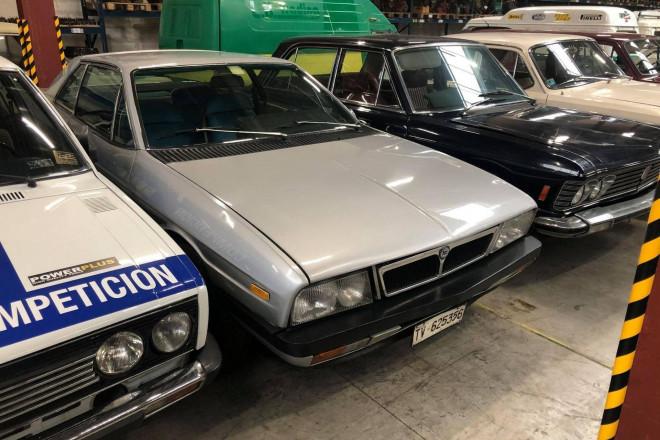 Lancia Gamma Coupé