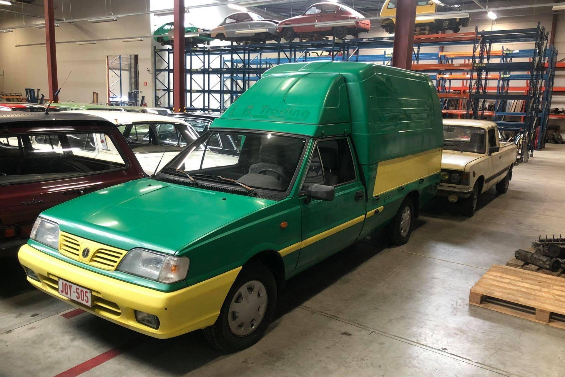 FSO Truck Polonez