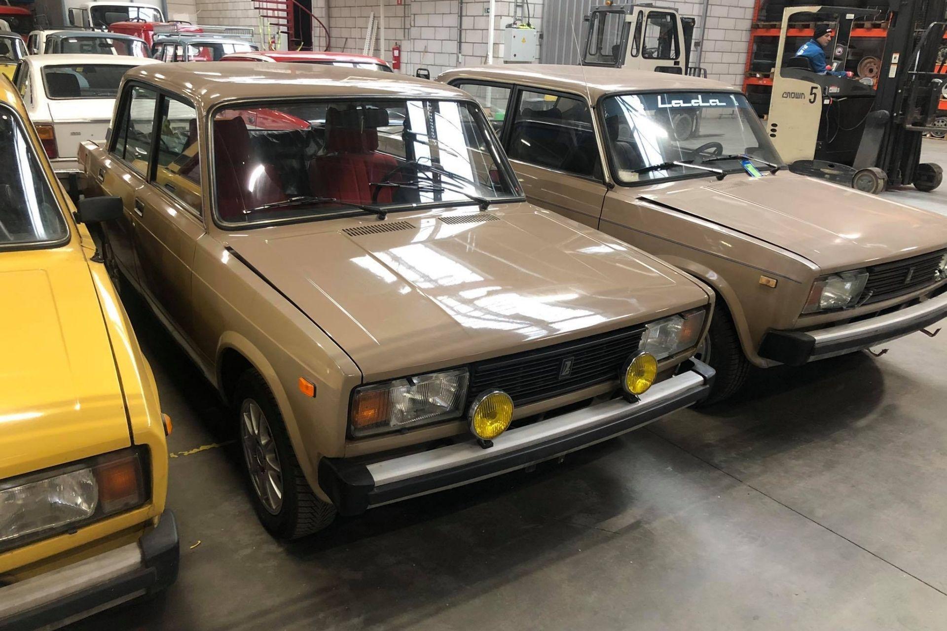 Lada 2105-1300 beige