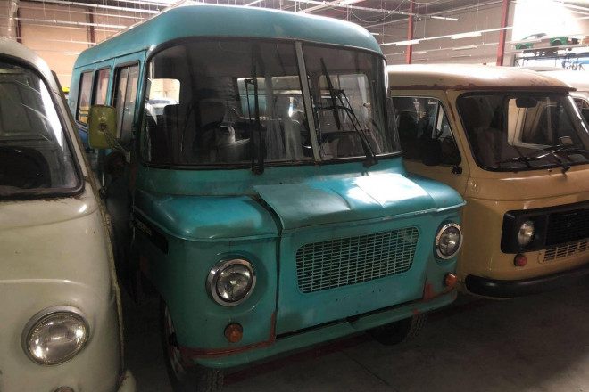 Nysa Bus